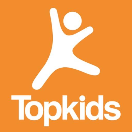 Topkids Kinderopvang ouder app