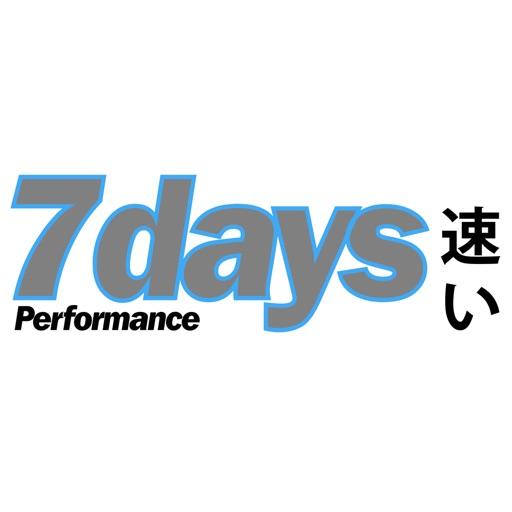 7days Performance