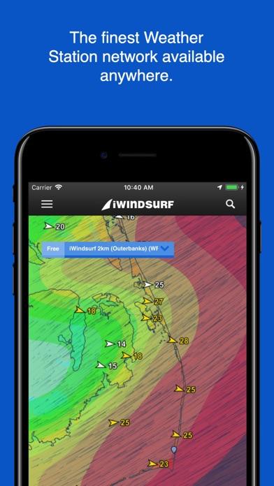 iWindsurf Screenshot