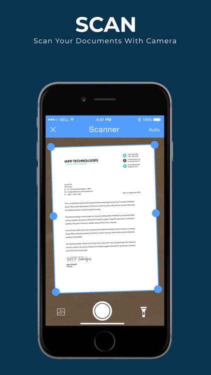 PDF Scanner · screenshot-0