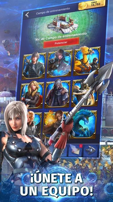 Descargar Final Fantasy XV: A New Empire para Android