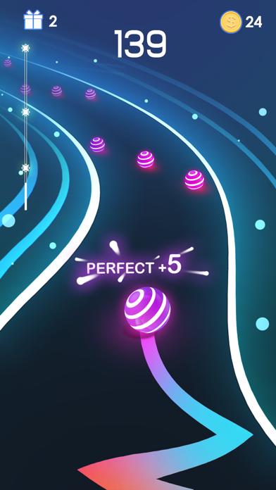 download Dancing Road: Color Ball Run! apps 0