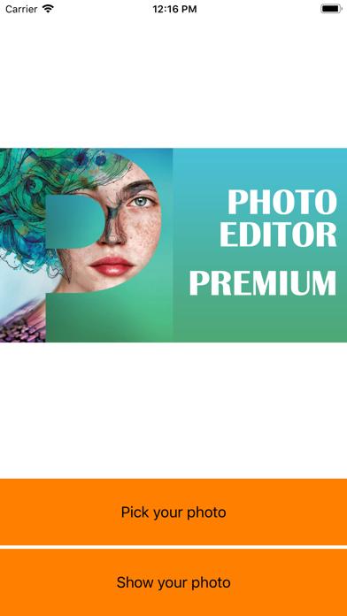 PHOTO EDITOR APP - PREMIUM screenshot 5