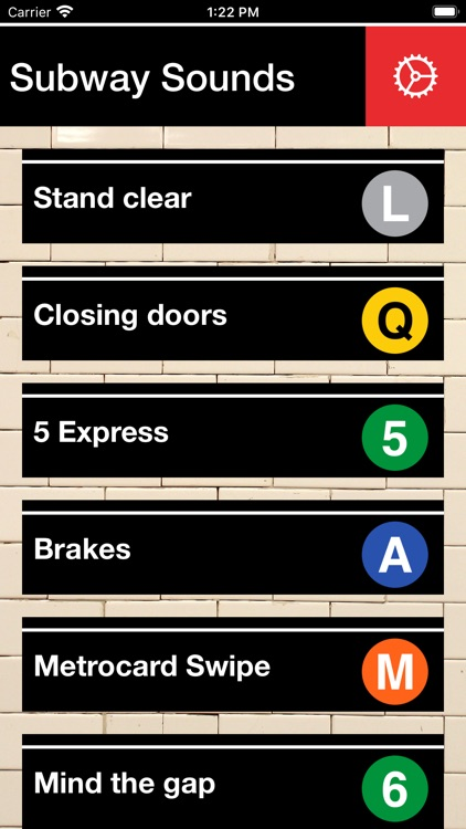 NYC Subway Sounds