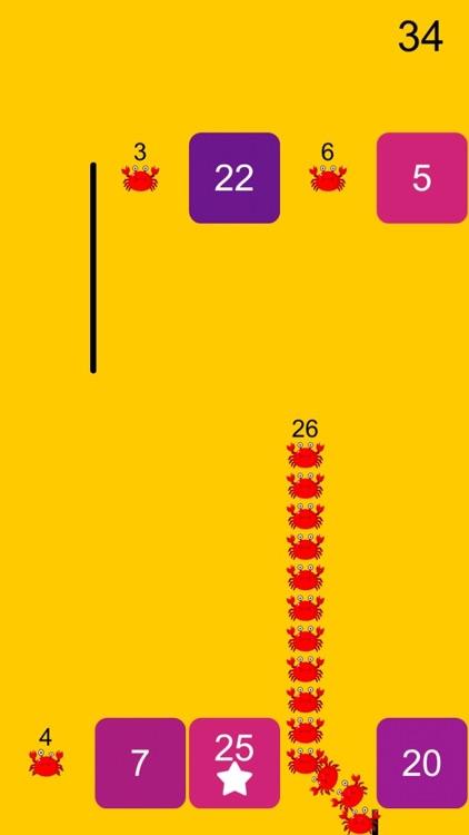 Crazy Snake vs Blocks Wall screenshot-4