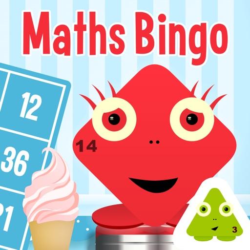 Squeebles Math Bingo