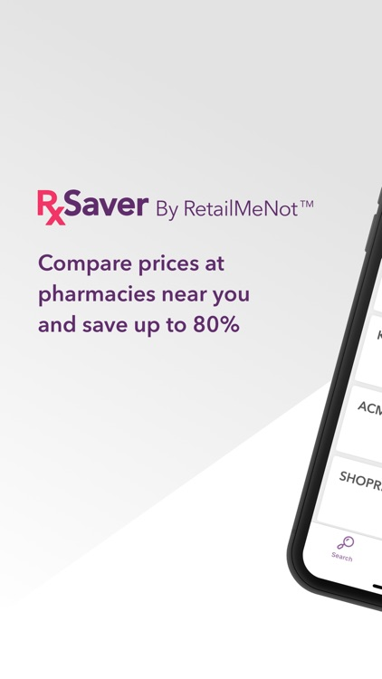 RxSaver Prescription Discounts