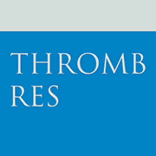 Thrombosis Research icon