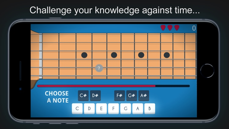 Guitar Notes - Fretboard Games