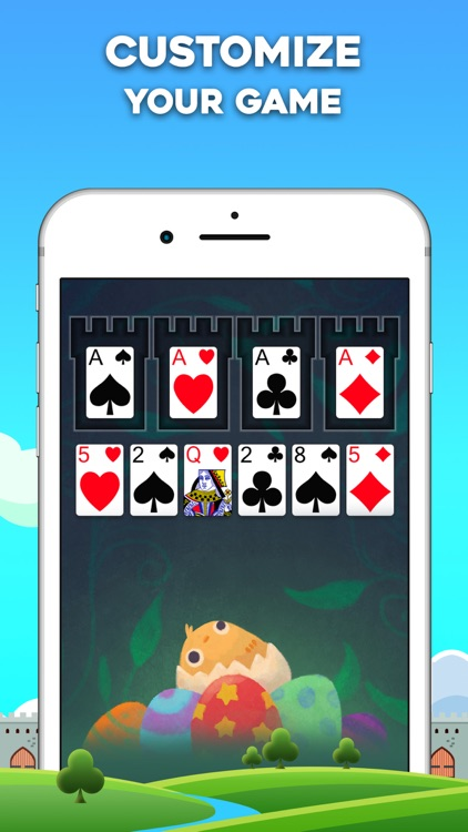 Castle Solitaire: Card Game