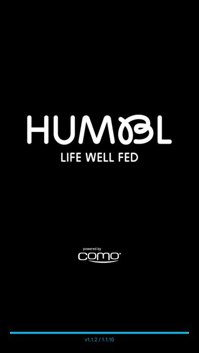 HUMBL EatsScreenshot of 1