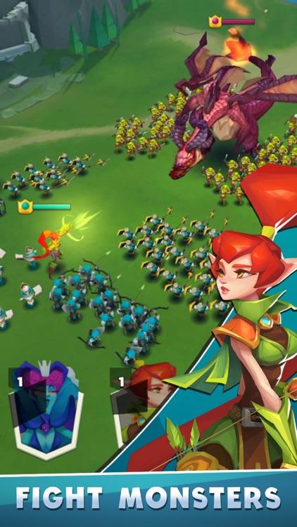 Brave Conquest screenshot-4