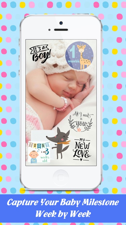 Baby Photos for Moms