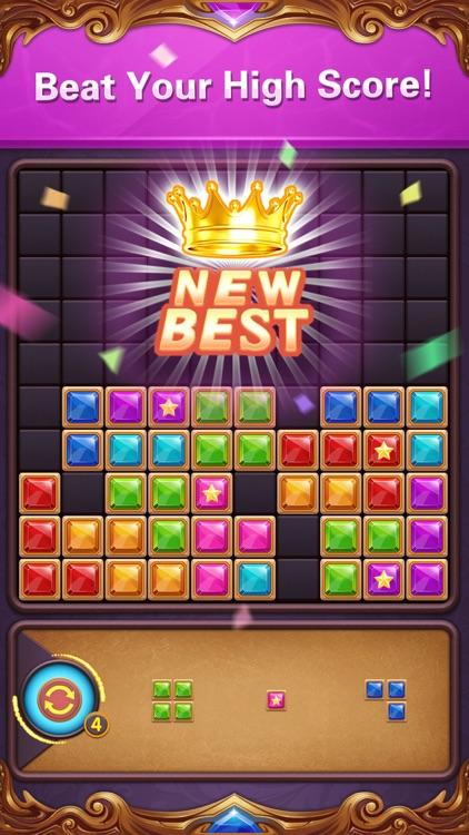 Block Puzzle: Diamond Star screenshot-4