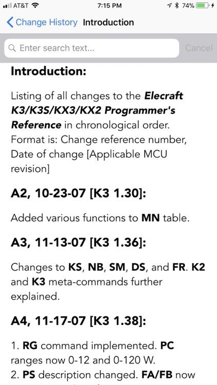 Kxx Programmer's Reference screenshot-4