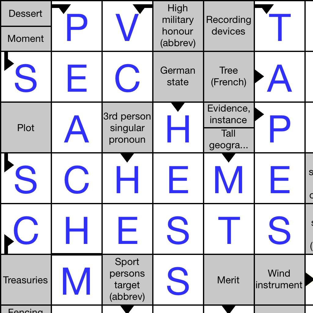 Arrow Crossword & Other Games hack