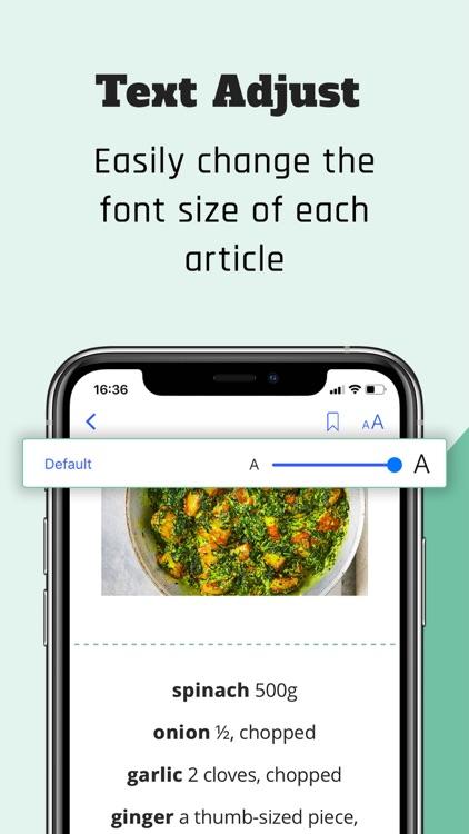 olive Magazine - Food Recipes screenshot-9