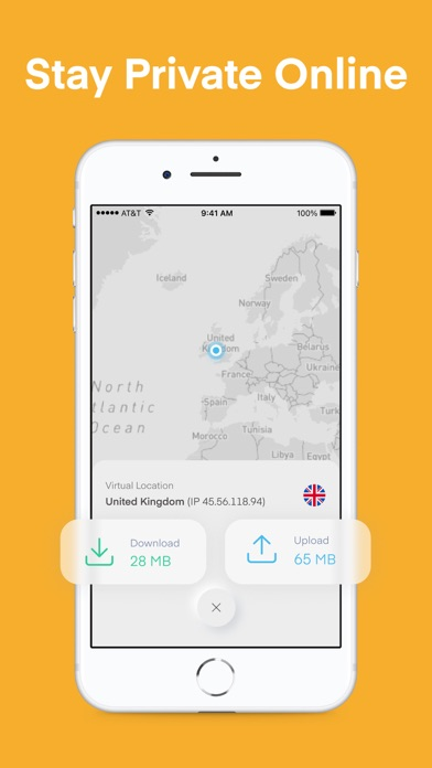 VPN Vault -Super Proxy App Screenshot
