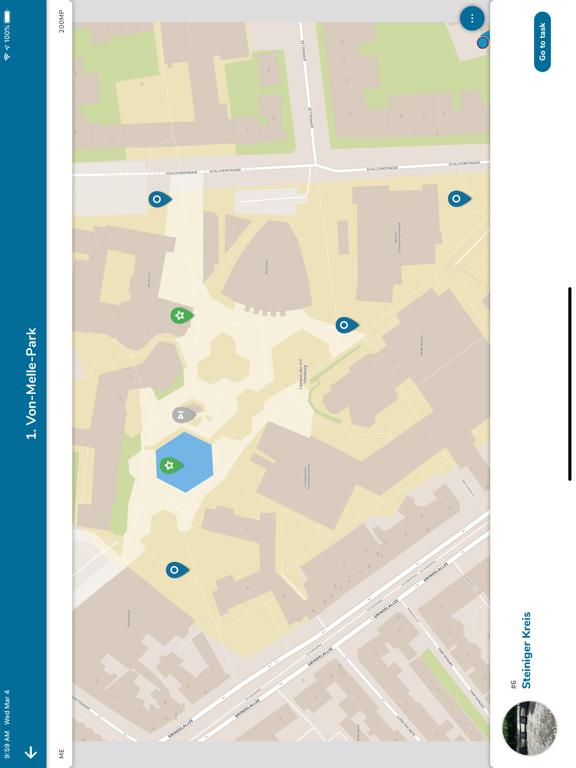 MathCityMap screenshot 11