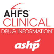 AHFS Clinical Drug Information icon
