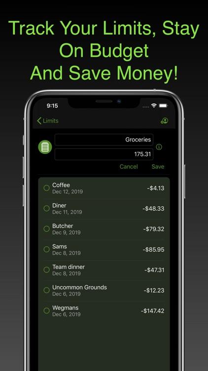 Limits by Money Master screenshot-4