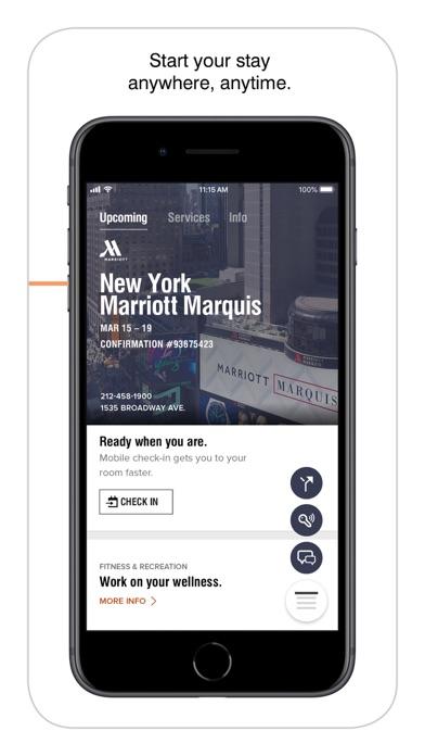 Marriott Bonvoy by Marriott International (iOS, United States