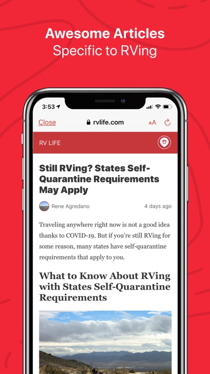 RV LIFE - RV GPS & Campgrounds screenshot-8