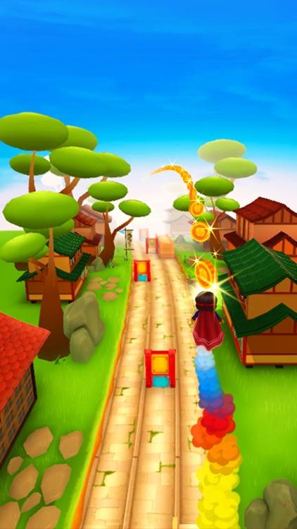 Ninja Kid Run VR: Fun Games screenshot-3