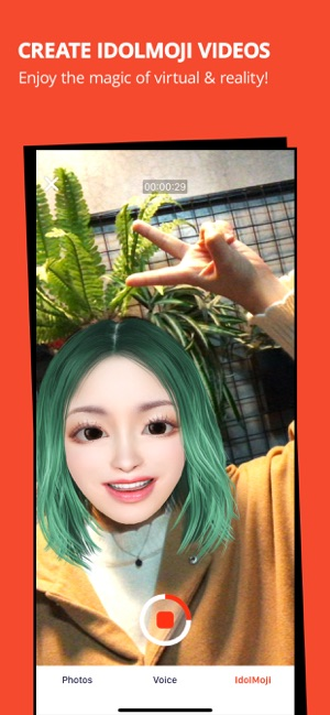 Meing - 3D Avatar & Chat on the App Store
