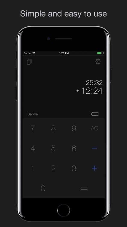 Time-Calculator screenshot-3