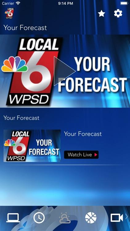 WPSD Local 6 News screenshot-4