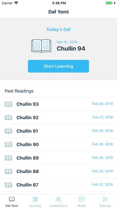 The Siyum App app image