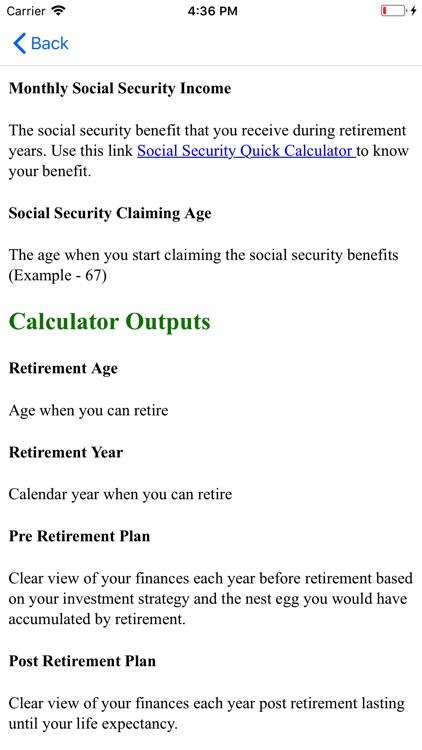 When Can I Retire screenshot-8