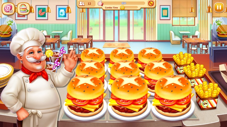 Cooking Home: Restaurant Games screenshot-0