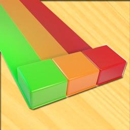 Fill Color Roll 3D
