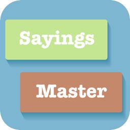 Ícone do app Proverbs & Sayings Master