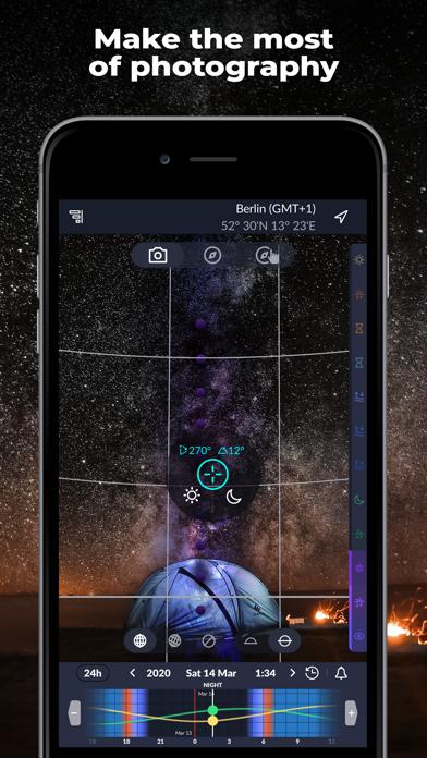 Ephemeris: Sun & Moon Calendar screenshot 7
