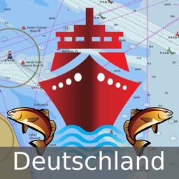 i-Boating:Germany Marine Chart