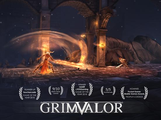 Grimvalor Screenshots