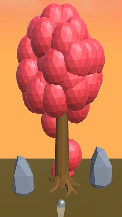 Tree Balls 3D screenshot-3