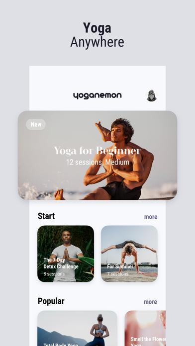 Yoganemon Screenshot