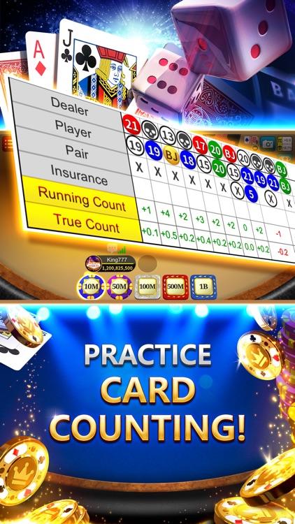 Blackjack 21 Dragon Ace Casino screenshot-3