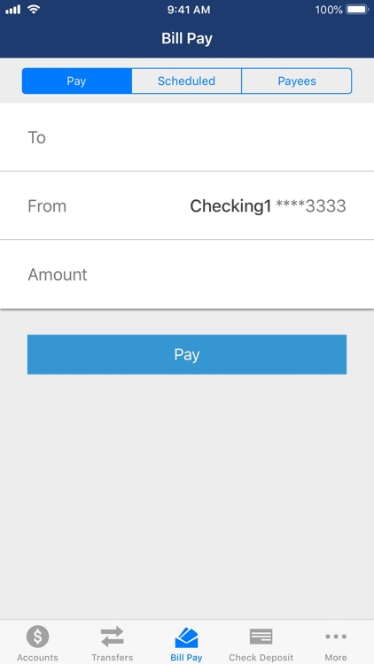 SDFCU Mobile screenshot-4