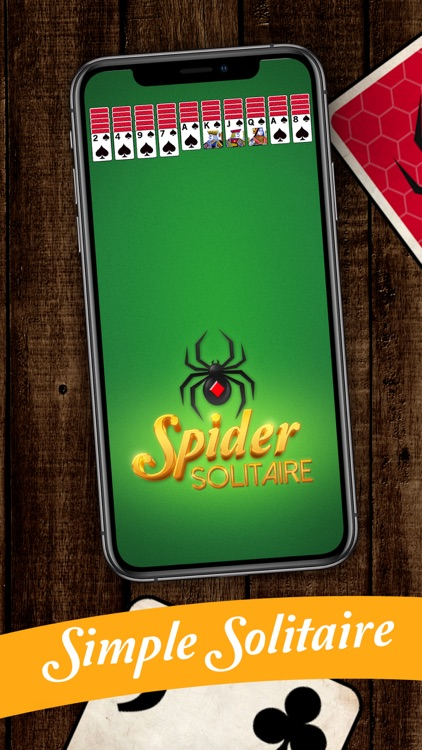 Classic Spider The Card Game screenshot-0