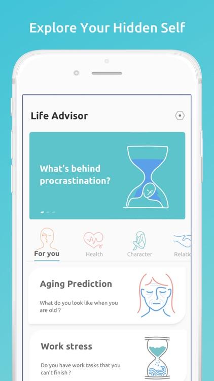 Life Advisor: Personal Test screenshot-4
