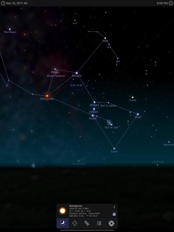 Screenshot #2 for StarMap 3D