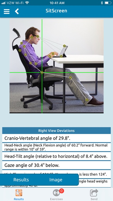 PostureScreen Mobileのおすすめ画像6