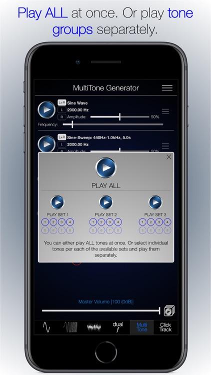 Audio Function Generator screenshot-5