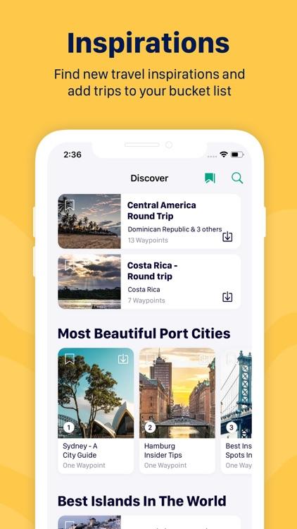 Lambus   Travel Planner screenshot-3