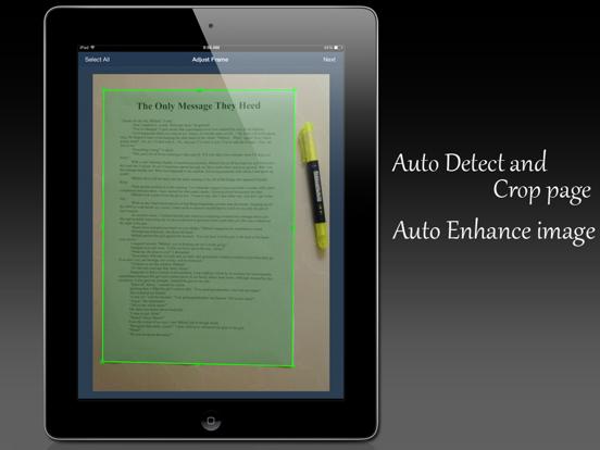 Screenshot #6 pour Fast Scanner : PDF Doc Scan